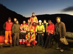Portroe Trials Group Photo